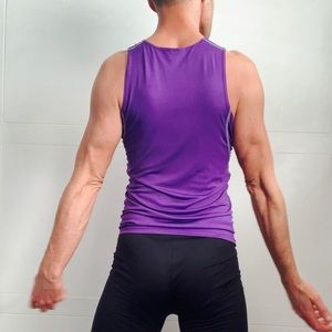 Shirts - The Purple Tank